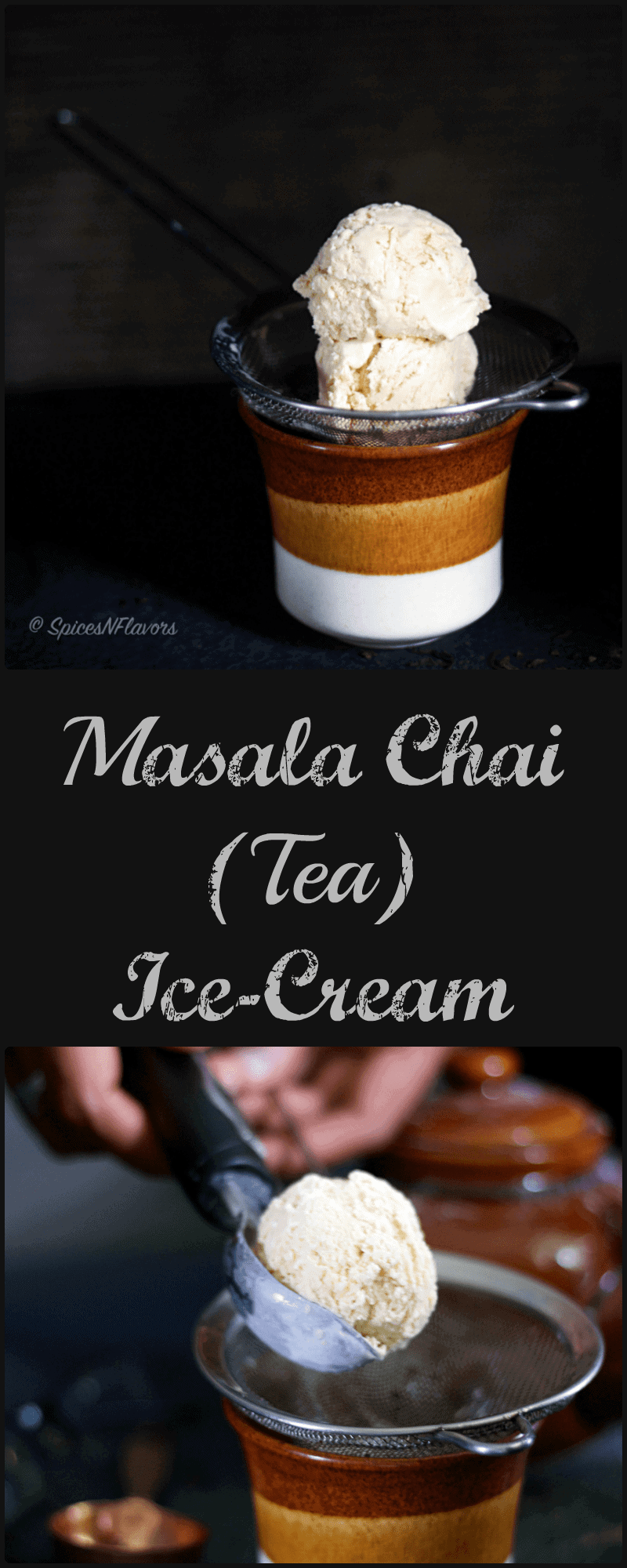 masala-chai-ice-cream delicious homemade icecream no churn no machine required