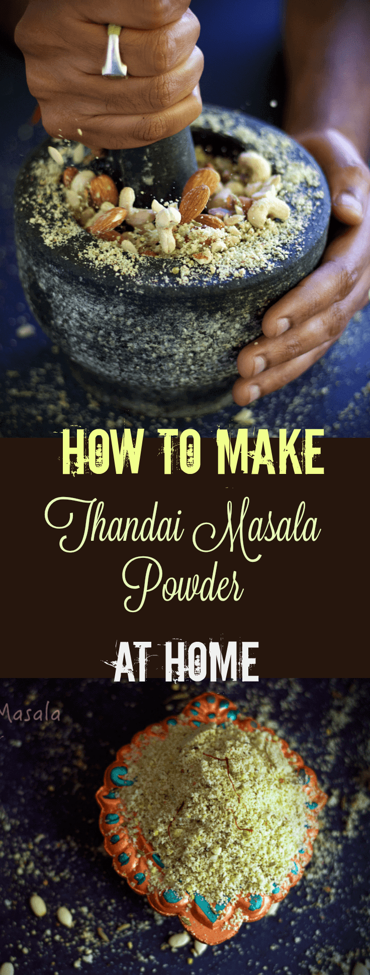 how-to-make-thandai-masala-powder-at-home homemade thandai masala for thandai holi special
