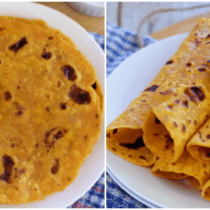 vegan-kumara-chapati-sweet-potato-baby-toddler-kid-friendly