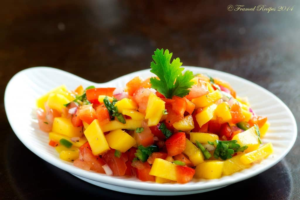 Must Try Scrumptious Mango Savoury Recipes