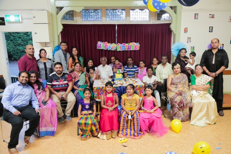 Little Krishna Theme Birthday Party