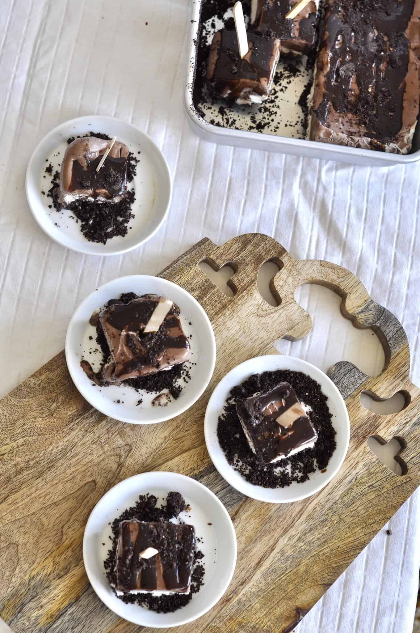 easy peasy ice cream cake