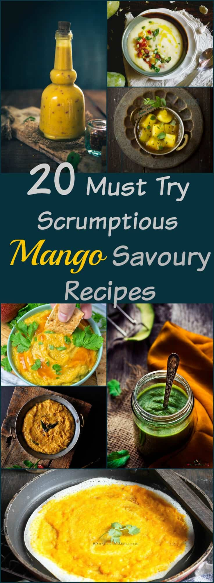 Must Try Scrumptious Mango Savoury Recipes mango recipes round up post desserts included mango desserts