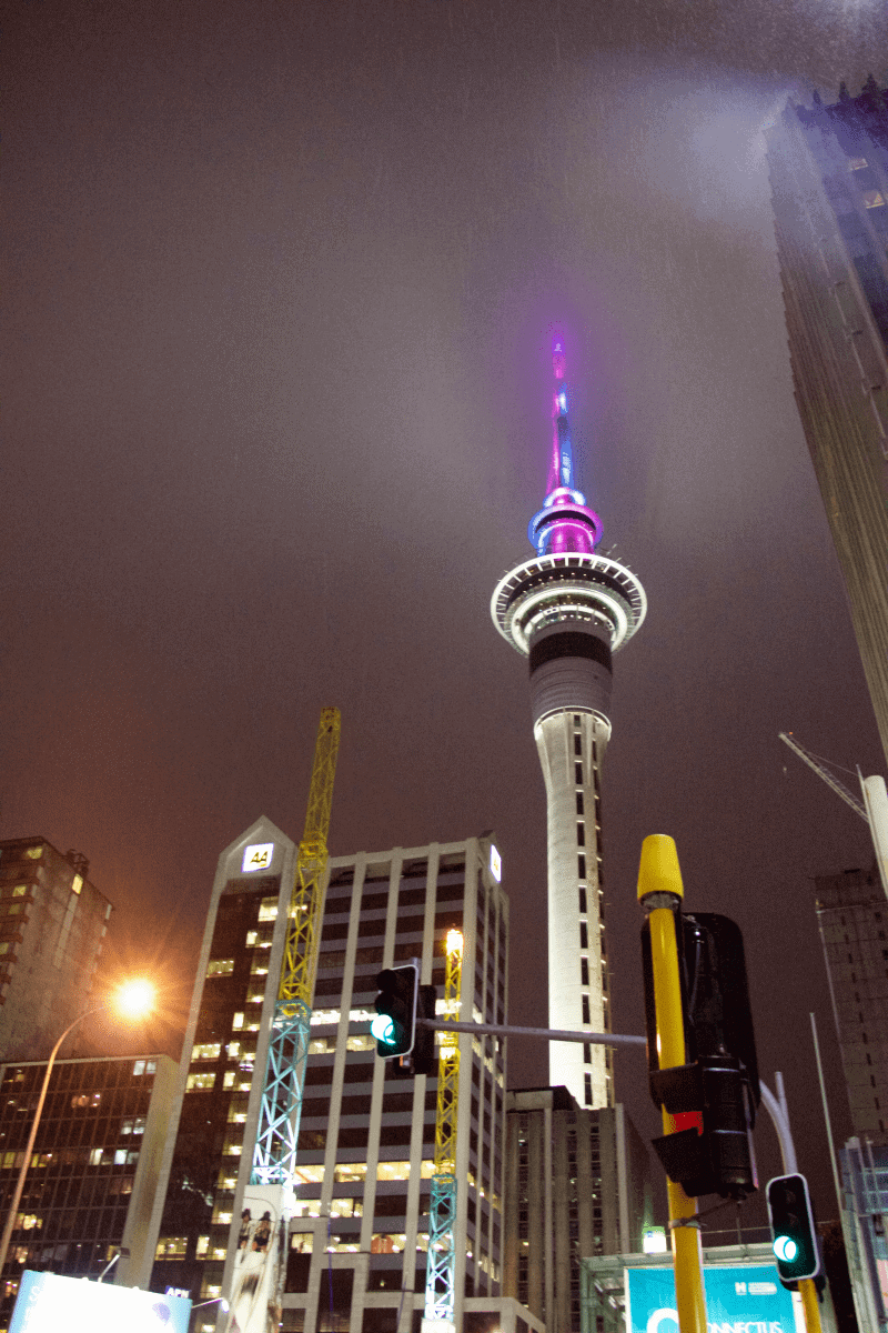 48 hours in Auckland