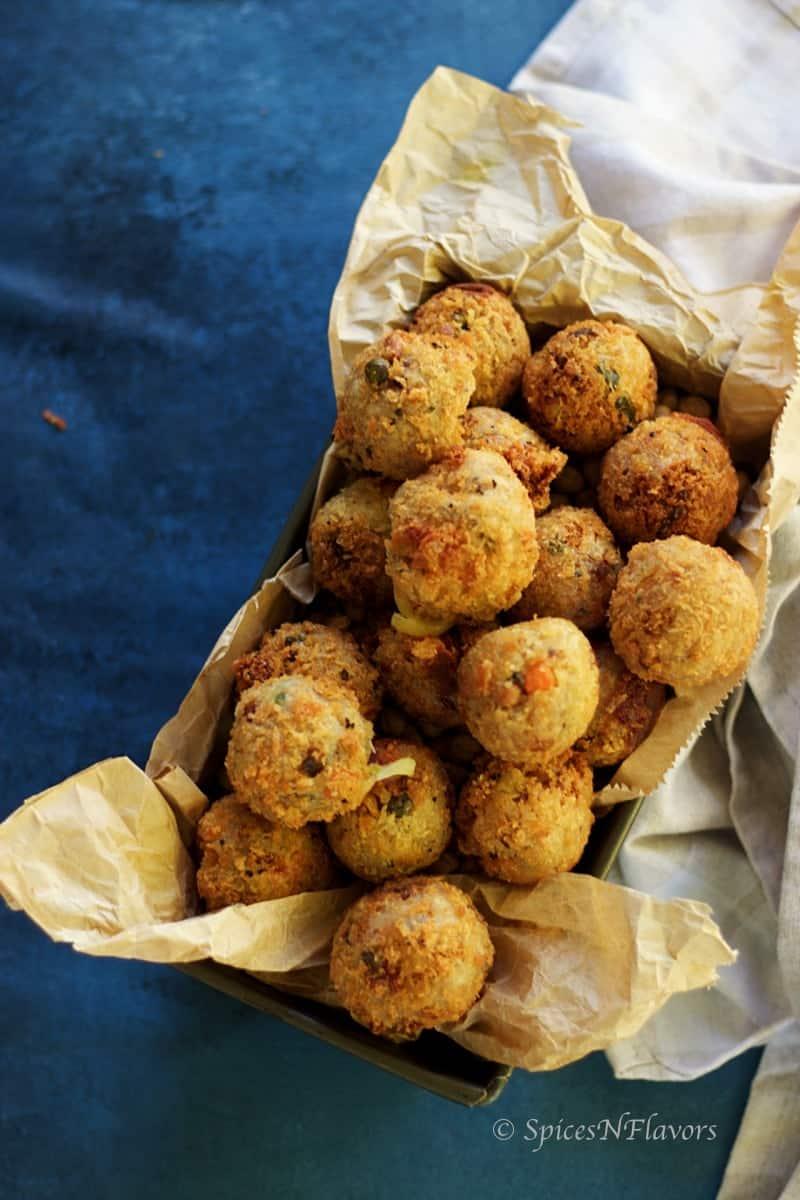 rava upma cheese balls how to make use of leftover rava upma rava upma breakfast recipe quick and simple easy breakfast