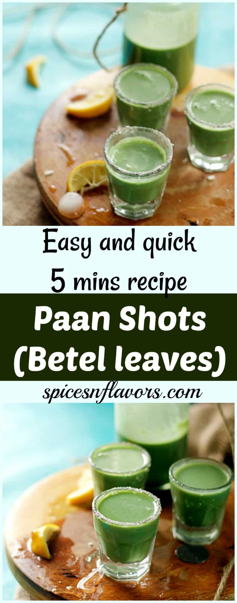 paan shots paan desserts refreshing paan drink betel leaves drink paan masala gulkand paan indian paan meetha paan