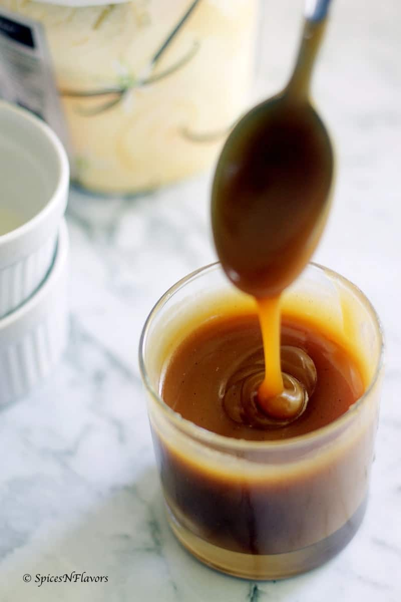 Butterscotch Sauce - 5 mins Homemade sauce - Spices N Flavors