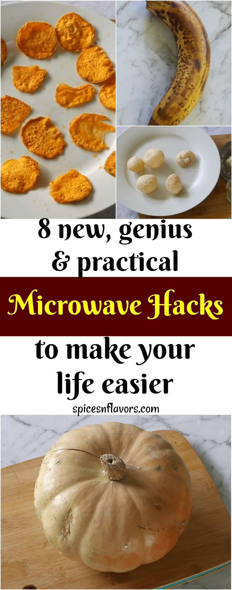 pin image of 8 new genius and practical microwave hacks to make your life easier