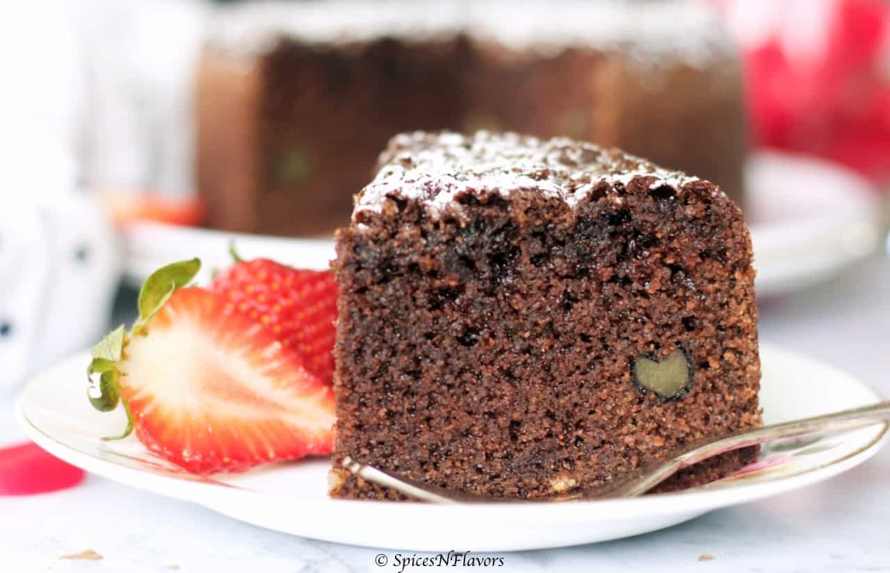 Maida Cake In Microwave