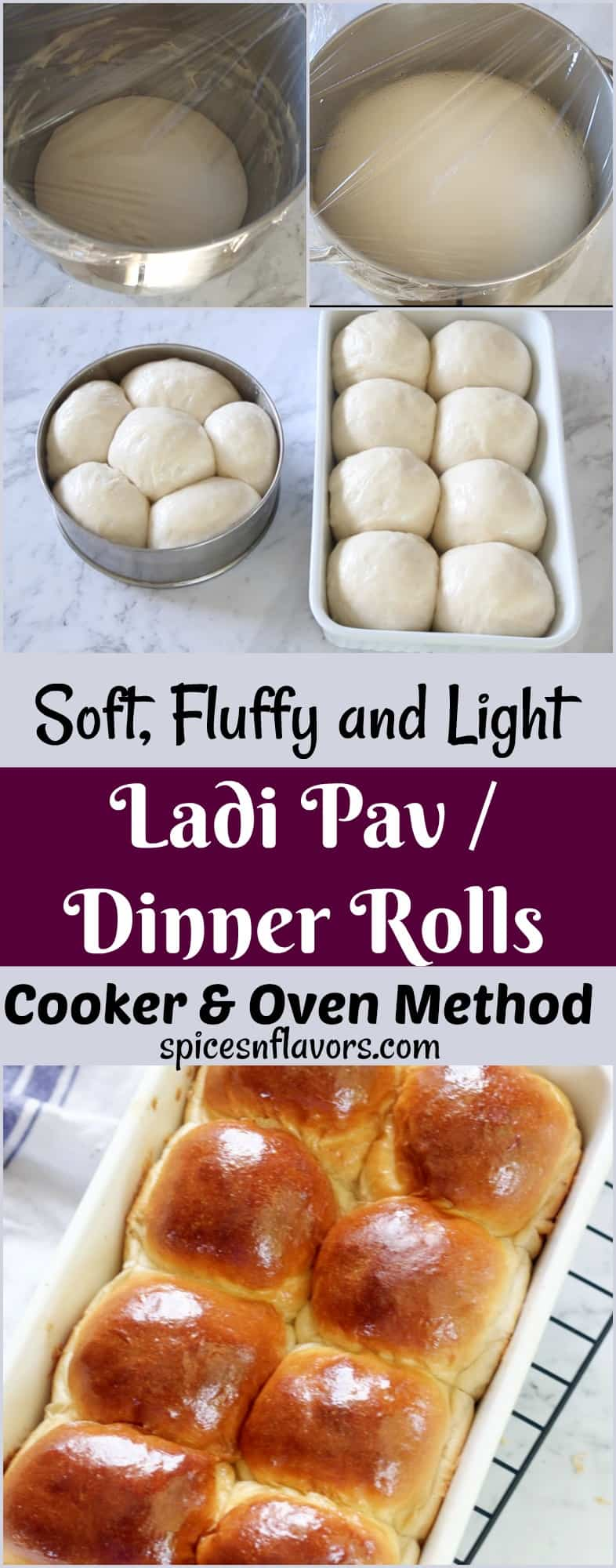 pin image of laadi pav dinner rolls post