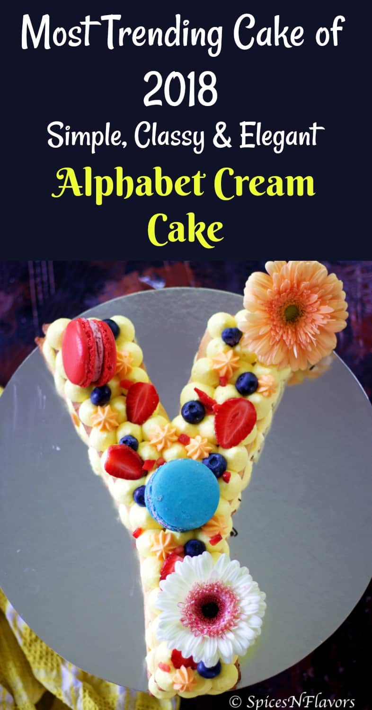 alphabet cake alphabet tart cake alphabet cream tart cake number cake how to make alphabet tart cake trending cake 2018 trending cake ideas tart cake