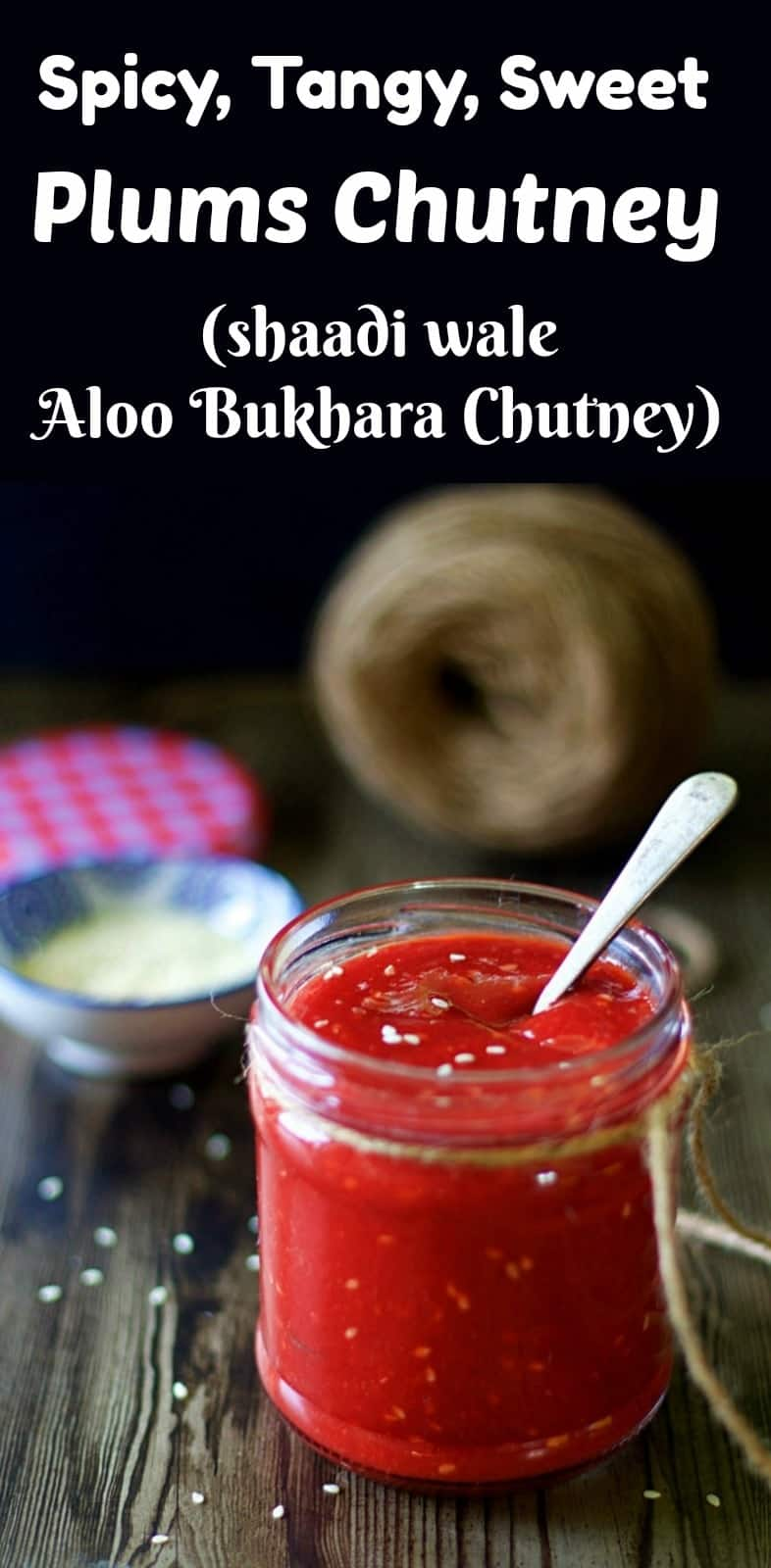 plums chutney pin 2-min - Spices N Flavors