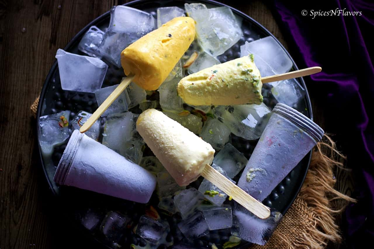 indian kulfi, traditional indian ice-cream, indian ice-cream, malai kulfi, kesar pista kulfi, mango kulfi, how to make kulfi at home, how to make authentic kulfi, how to make kulfi, kulfi photography,