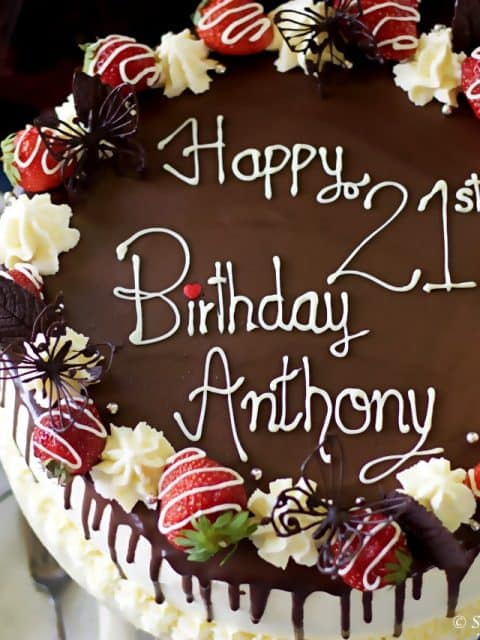Super How To Write On A Cake Without Icing Archives Spices N Flavors Funny Birthday Cards Online Aeocydamsfinfo