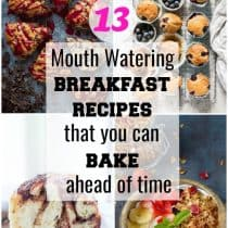 pin image of best breakfast recipe post