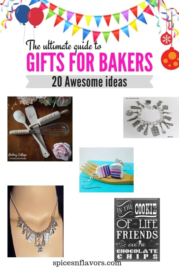 personalized gifts for bakers