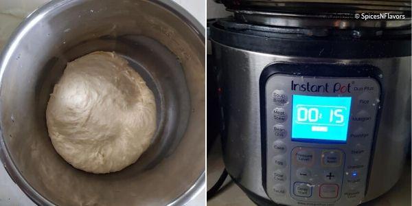 proof dough in ip