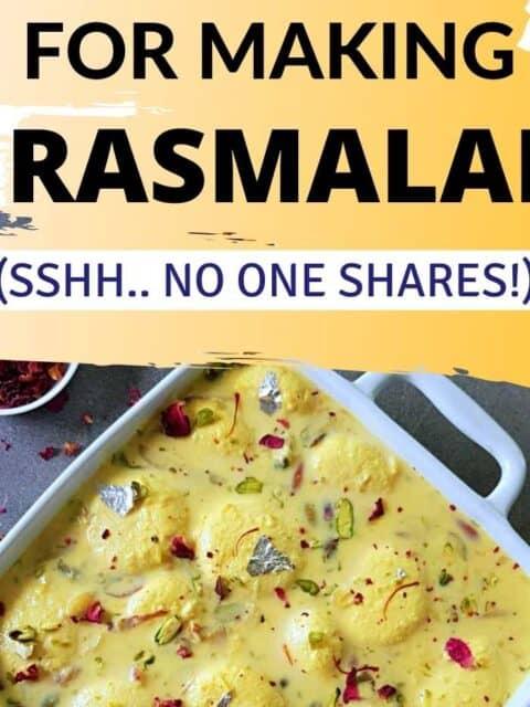 pin image for rasmalai post
